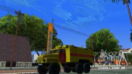 Ural 4320 GORSVET para GTA San Andreas