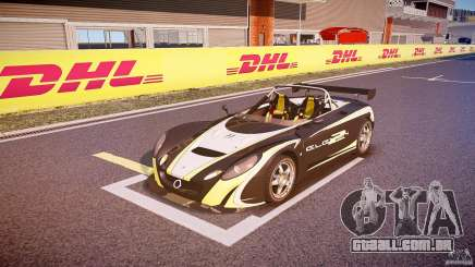 Lotus 2-11 para GTA 4