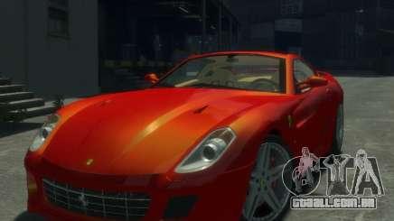 Ferrari 599 GTB Novitec Rosso para GTA 4