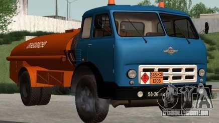 MAZ TK-7, 5-500A para GTA San Andreas