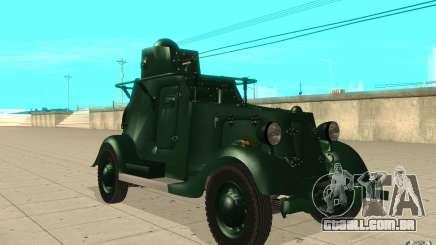 BA-20 para GTA San Andreas