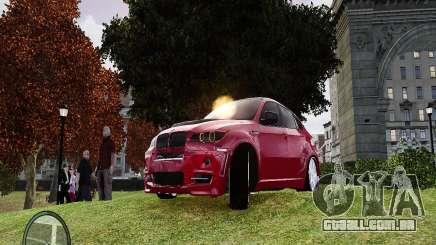 BMW X6M Lumma para GTA 4