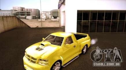 Dodge Dakota tuning para GTA San Andreas