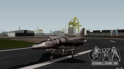 McDonnell Douglas A-4AR Fightinghawk para GTA San Andreas