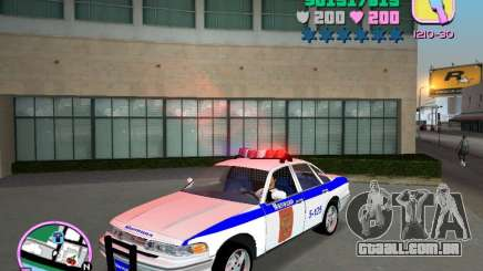 Ford Police para GTA Vice City