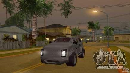 Gurkha LAPV para GTA San Andreas