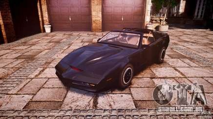 KITT Knight Rider para GTA 4