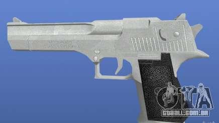 Silver Deagle para GTA 4