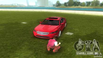 Ford Taurus para GTA Vice City