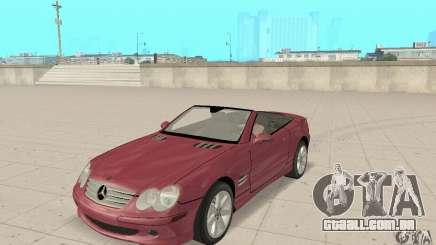 Mercedes-Benz SL500 (R230) para GTA San Andreas