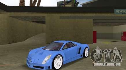 Cadillac Cien para GTA Vice City
