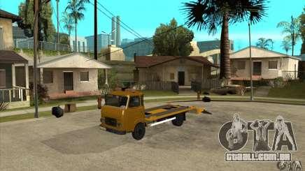 Caminhão de reboque Avia A31 para GTA San Andreas