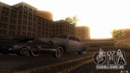 Mercury Coupe 1949 v1.0 para GTA San Andreas