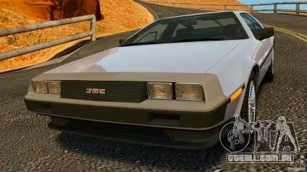 DeLorean DMC-12 1982 para GTA 4