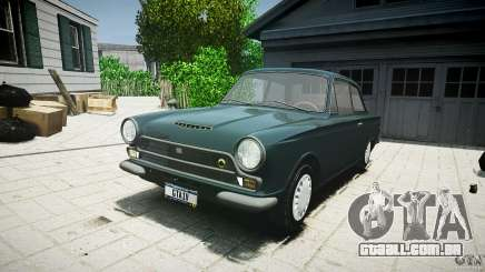 Lotus Cortina S 1963 para GTA 4