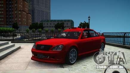 Schafter RS para GTA 4