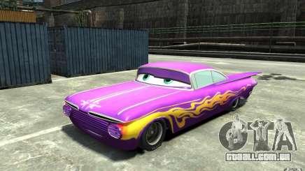 Raymone de carros Mater-National para GTA 4