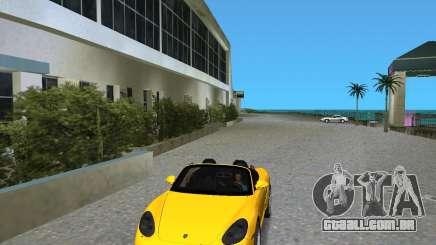 Porsche Boxster 2010 para GTA Vice City