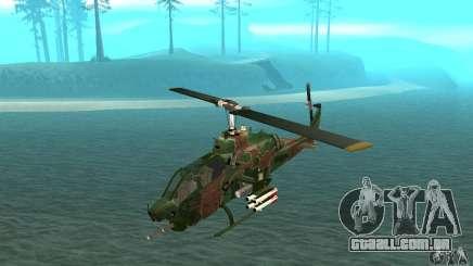 AH-1 super cobra para GTA San Andreas
