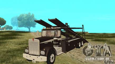 Kenworth Car Hauler para GTA San Andreas