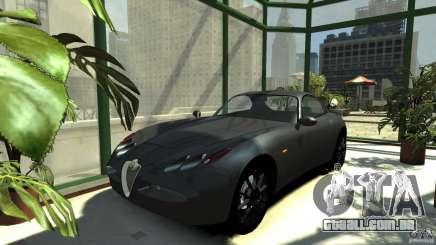 Alfa Romeo Nuvola para GTA 4