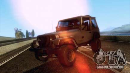 Jeep Wrangler 1994 para GTA San Andreas
