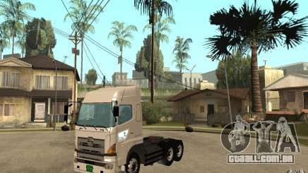Hino 700 Series para GTA San Andreas