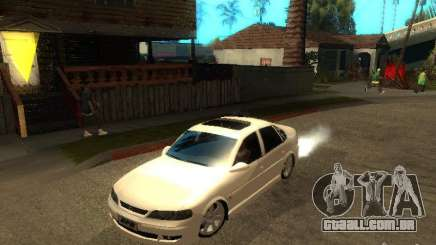 Chevrolet Vectra CD 2.2 16V 2003 para GTA San Andreas