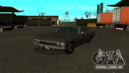 Dodge Polara 1971 para GTA San Andreas