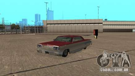 Vodu do GTA 4 para GTA San Andreas