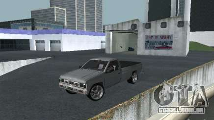 Nissan Pick-up D21 para GTA San Andreas