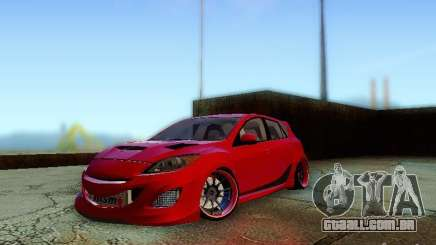 Mazda Speed 3 2010 para GTA San Andreas