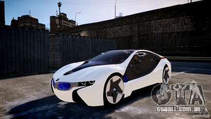 BMW Vision Efficient Dynamics 2012 para GTA 4
