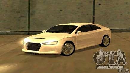 Audi Quattro Concept 2013 para GTA San Andreas