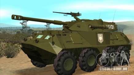 APC-60FSV para GTA San Andreas