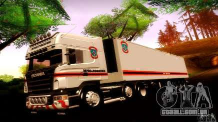 Scania R620 Emercom da Rússia para GTA San Andreas