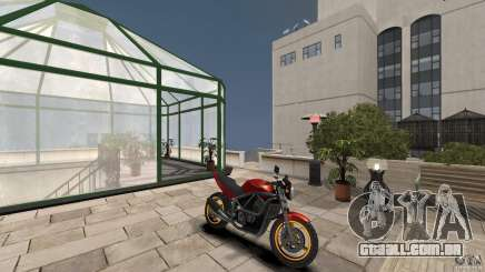 PCJ600 to Triumph StreeTTriple para GTA 4