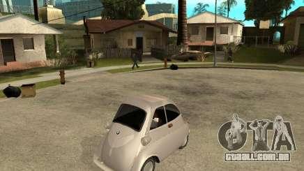 BMW Isetta para GTA San Andreas
