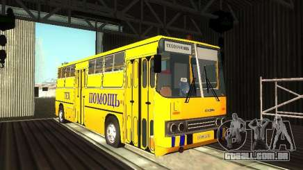 Ikarus técnico 280 para GTA San Andreas