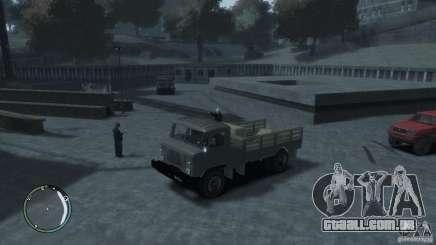 GAZ 66 para GTA 4