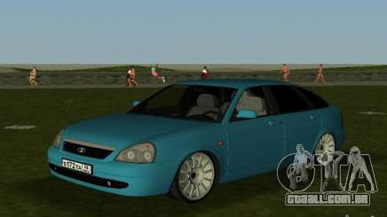 Lada Priora Hatchback v 2.0 para GTA Vice City