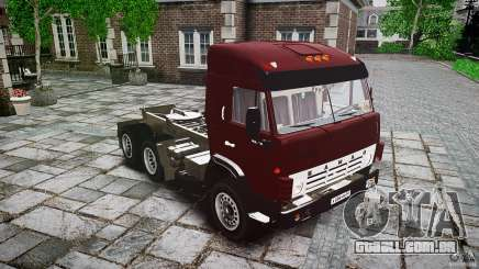 KAMAZ 5410 para GTA 4