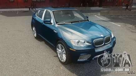 BMW Motorsport X6 M para GTA 4
