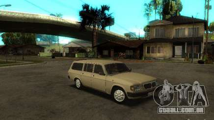 GAZ Volga 310221 carroça para GTA San Andreas