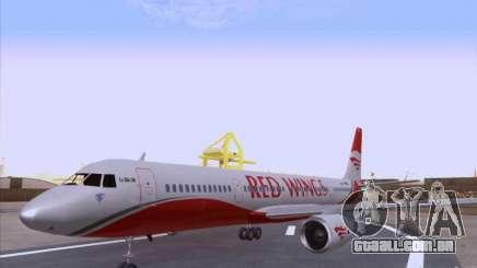 Tupolev Tu-204 Red Wings Airlines para GTA San Andreas