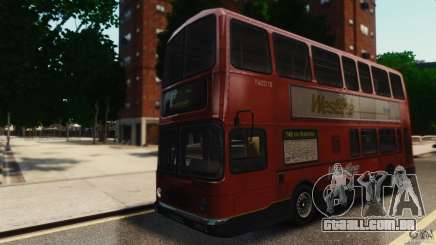 London City Bus para GTA 4