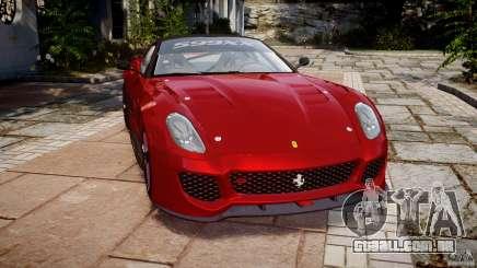 Ferrari 599 XX para GTA 4