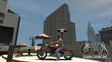 The Lost and Damned Bikes Lycan para GTA 4