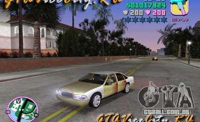 Chevrolet Caprice Classic para GTA Vice City