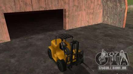 Carregador para GTA San Andreas